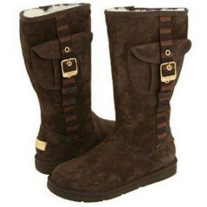 UGG Cargo Boots Retro Style | 8